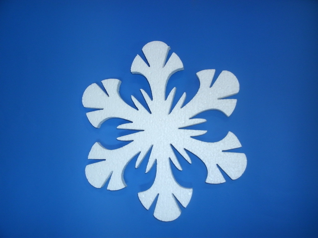 Снежинка 50х50х5см
