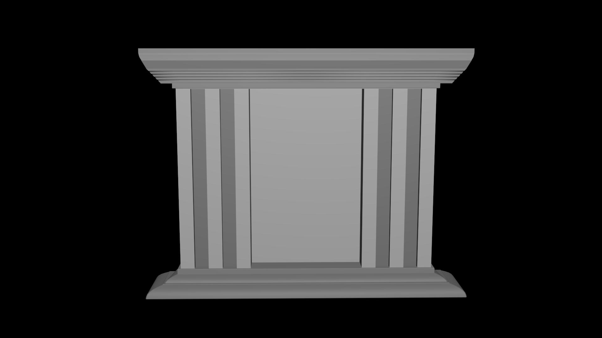 Камин 3