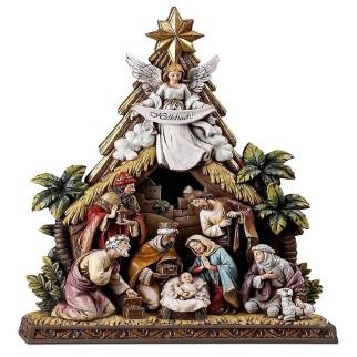 Рождественский вертеп №3