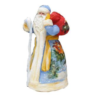 Дед мороз из пенопласта №2