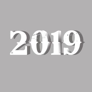 Цифры для нового года №1