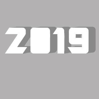 Цифры для нового года №6
