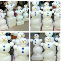 Снеговик №5