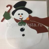 Снеговик №6