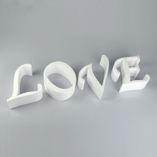 Буквы Love №2