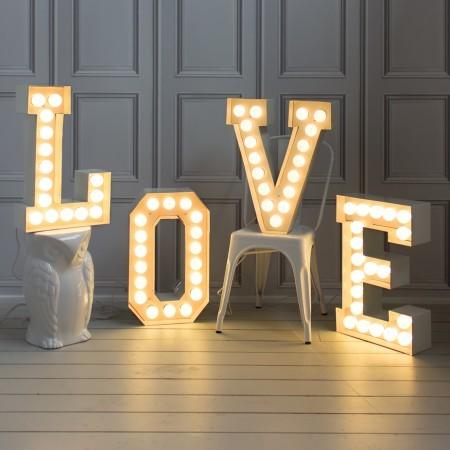Буквы Love №4