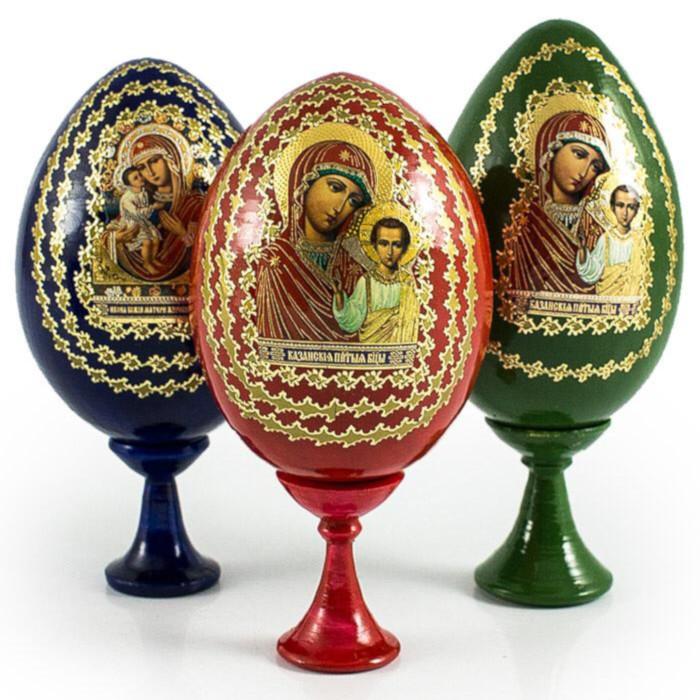 Пасхальное яйцо №001