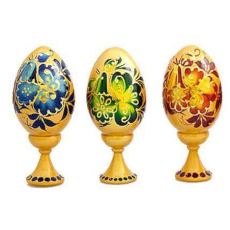 Пасхальное яйцо №004