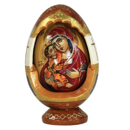 Пасхальное яйцо №006