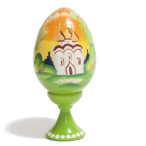 Пасхальное яйцо №007