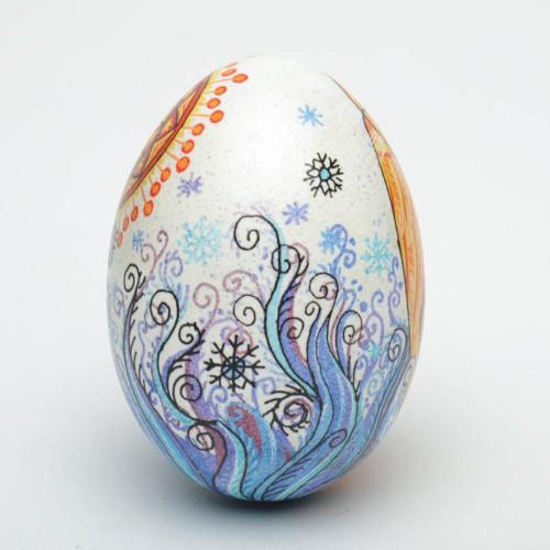Пасхальное яйцо №013