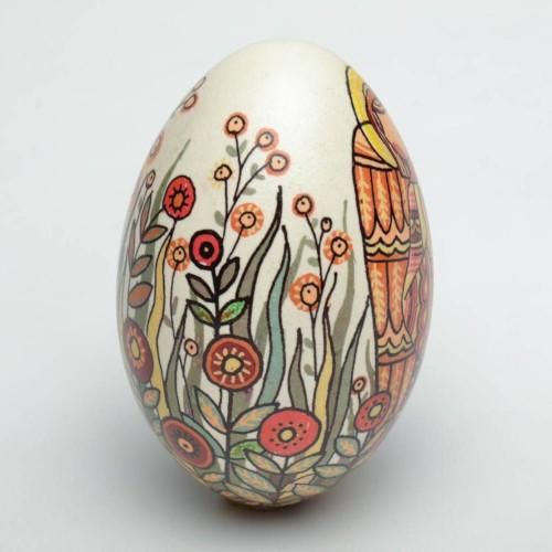 Пасхальное яйцо №014