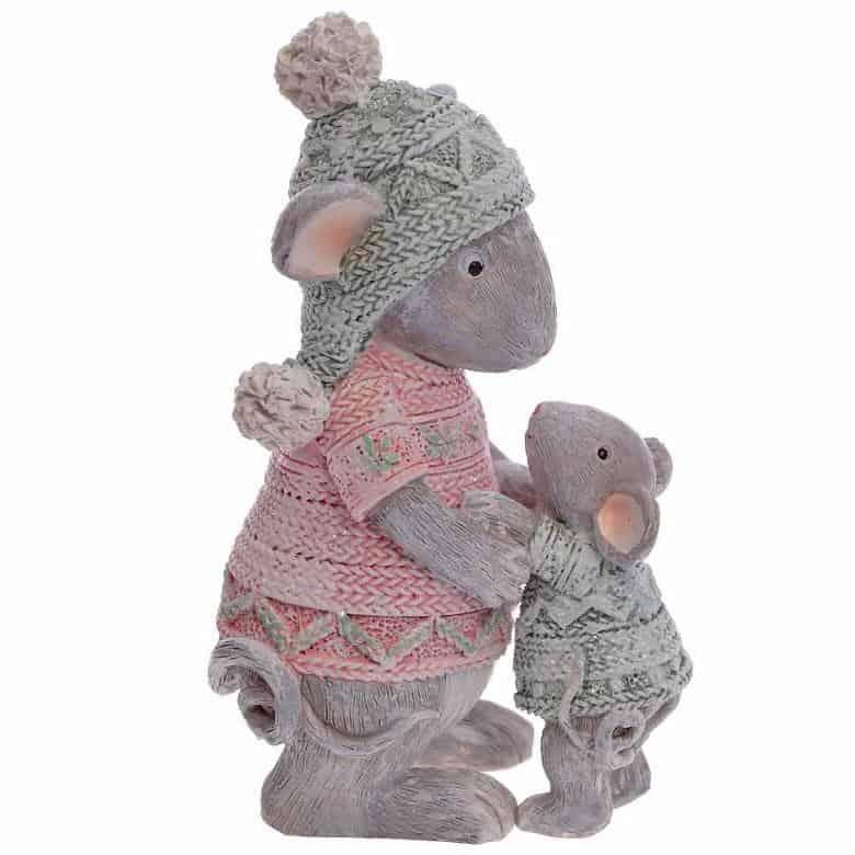 «Мама мышь и мышонок»