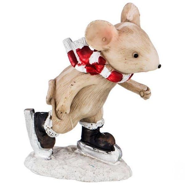 «Мышонок на катке»