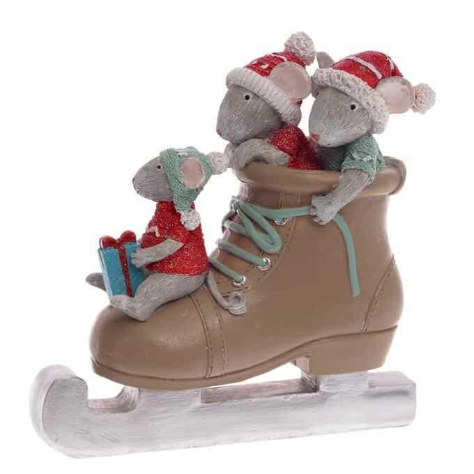 «Мышата на коньках»