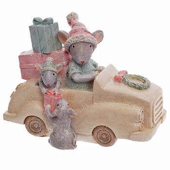 «Мышата на машине»