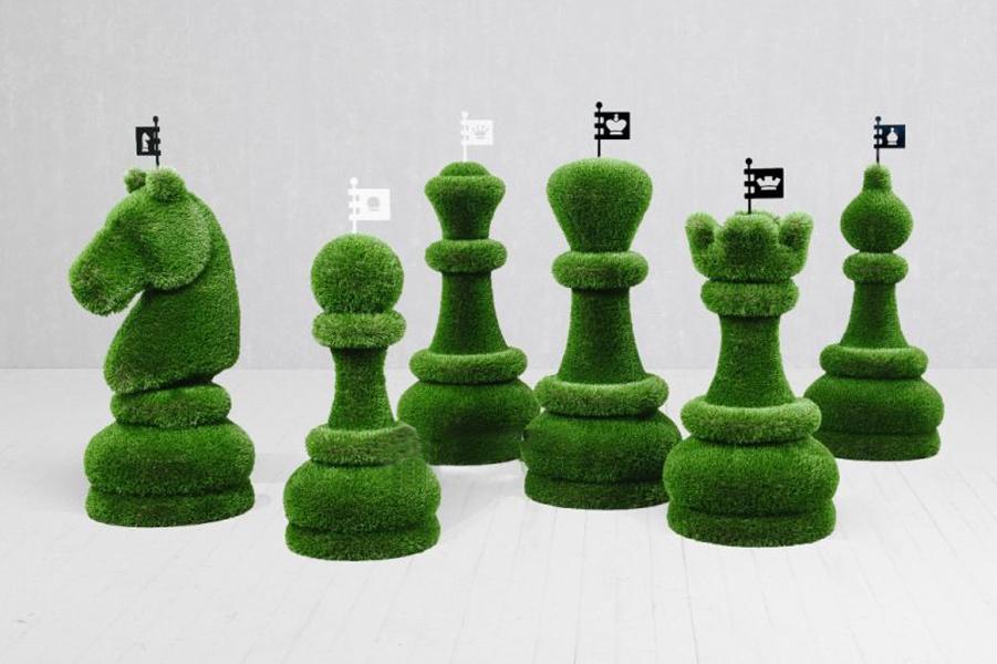 Шахматы в ассортименте